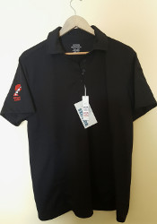 Polo Shirt (Ladies Black)