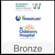 Logo-BC Women's Hospital, BC Transplant, BC Childrens Hospital