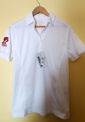 Polo Shirt (Ladies White)