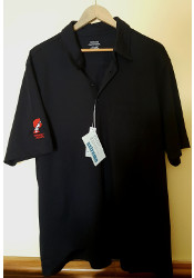 Polo Shirt (Men's Black)